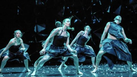 Danish Dance Theatre's 'Black Diamond.' Photo by Soren Meisner.
