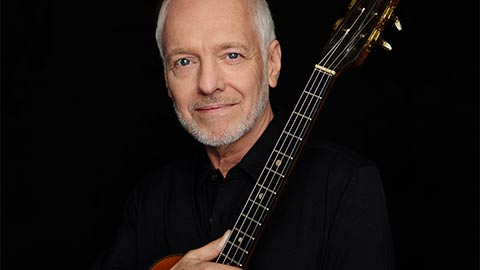 Peter Frampton. Photo courtesy of The Kennedy Center.