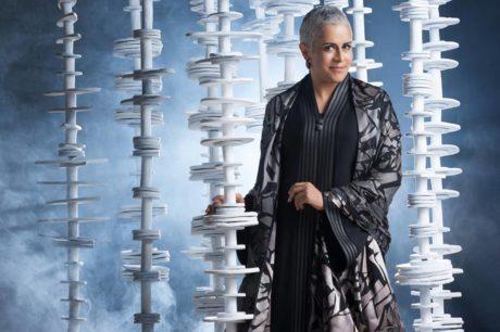 Eugenia León. Photo courtesy of The Kennedy Center.
