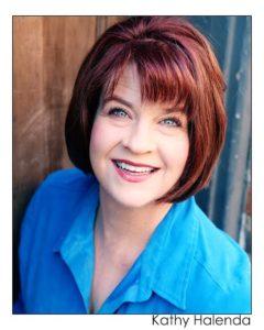 Kathy Halenda. Photo courtesy of Creative Cauldron.