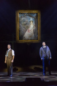Josh Young (Neville Craven) and Michael Xavier (Archibald Craven). Photo by Scott Suchman.