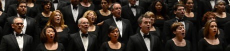 The Choral Arts Society of Washington. Phot courtesy of their website.