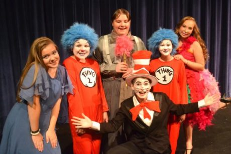 """Seussical"" at Children's Theatre of Annapolis. Photo by Kelsey Casselbury."