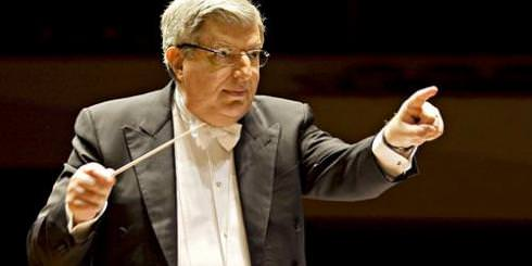 Marvin Hamlisch. Photo courtesy of Wolf Trap.