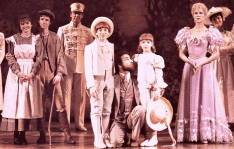 The original Broadway cast. Photo courtesy of Pininterest.