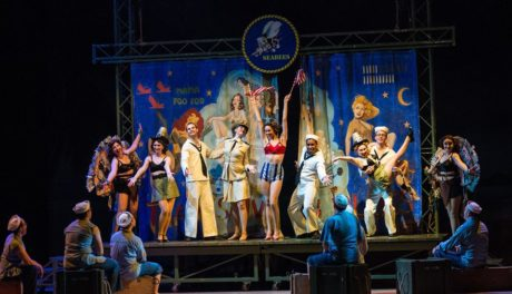 The cast of 'South Pacific.' Photo courtesy of Annapolis Opera.