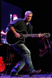 Taylor Hicks. Photo courtesy of The Hamilton