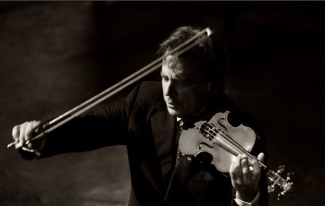Robert McDuffie , Photo courtesy of his website.