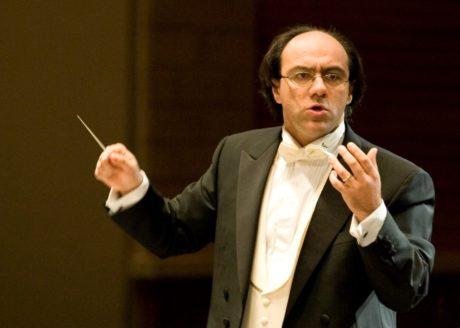 Maestro Simeone Tartaglione. Photo courtesy of the Arts Barn.