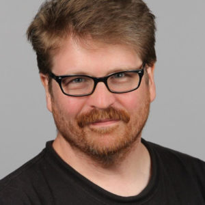 Sound Designer Kenny Neal.