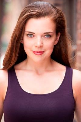 Jenna Rossman ( ). Photo courtesy of Edge of the Universe Players 2.
