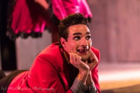 Jonathan M. Rizzardi (The Emcee). Photo by McLaughlin Photography.