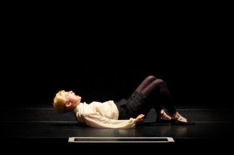 Mary Tuomanen. Photo courtesy FringeArts.