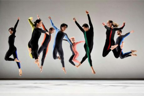 Doug Varone and Dancers performing 'ReComposed.' Photo by Grant Halverson.