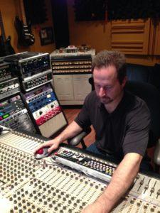 Chuck Jopski at Studio 740 Sound.
