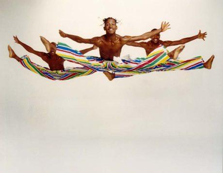 Capoeira. Photo by Marisa Viana.