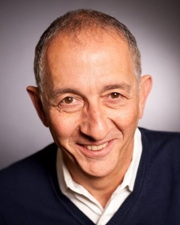 Paul Meshejian. Photo by John Flak.