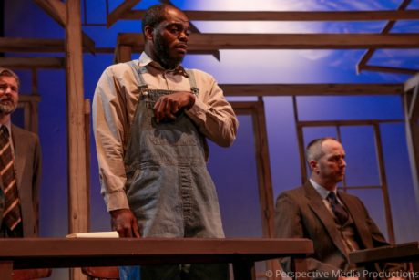Mikal Odom and Doug Suplee. Photo by Perspective Media Productions.