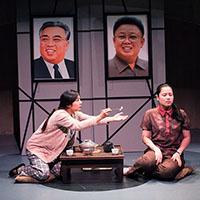 Bi Jean Ngo & Mina Kawahara. Photo by Kate Raines/Plate 3 Photography.