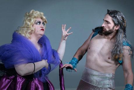 Alicia Huppman and Brian Rock.