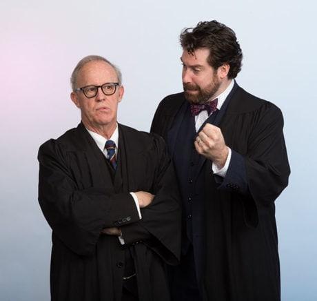 Bob Heath and Kyle Fennie. Photo by Mark Garvin.