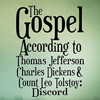 The Gospel According to... at Lantern Theater Company.