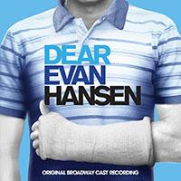 Dear Evan Hansen CD Cover