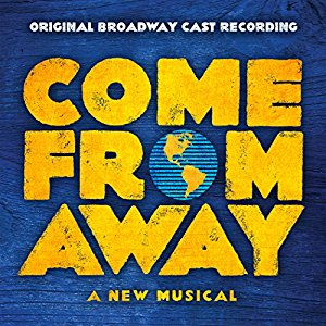 Come From Away CD Cover