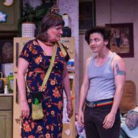Marcia Saunders and Eppchez! Photo by Daniel Kontz.