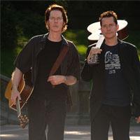 Jock Guthrie and Jeb Guthrie. Photo courtesy Bristol Riverside Theatre.