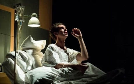 Andrew Garfield. Photo by Helen Maybanks.