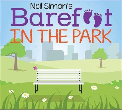 Barefoot in the Park at Candlelight Theatre