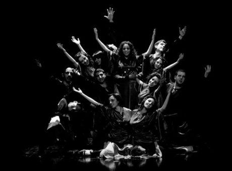 Members of Diyar Dance Theatre. Photo courtesy Diyar Dance Theatre.