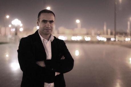 Rami Khader. Photo courtesy Diyar Dance Theatre.