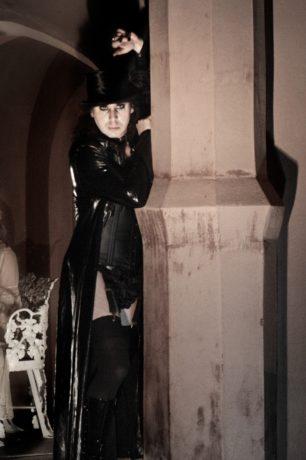 REV Theatre Company, Death Is A Cabaret Ol' Chum. Photo by Sam Nagel.