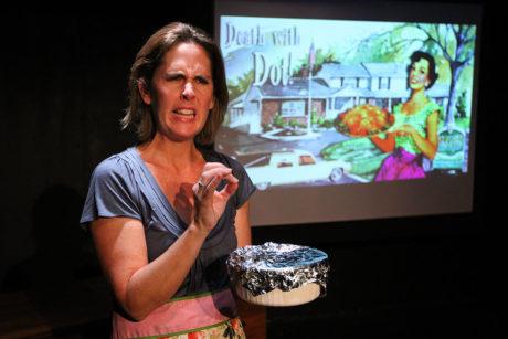 Mary Carpenter. Photo courtesy Act II Playhouse.