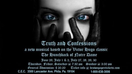 Truth and Confessions at Standing Ovation Theatre Company