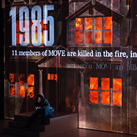 We Shall Not Be Moved, Wilma Theater, Opera Philadelphia