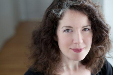Corinna Burns. Photo by Sarah Miller.