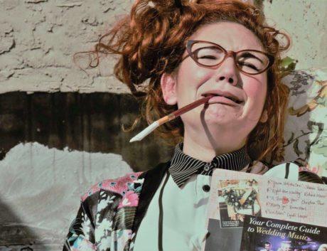 Jenna Kuerzi. Photo courtesy of the production.