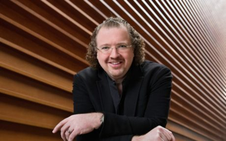 Stéphane Denève. Photo courtesy The Philadelphia Orchestra.