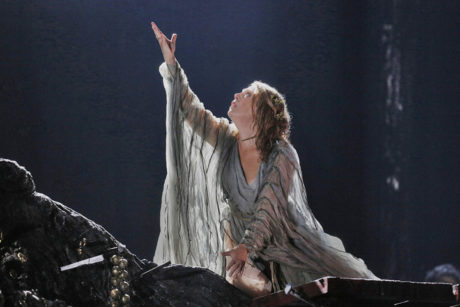Sondra Radvanovsky. Photo courtesy The Metropolitan Opera.