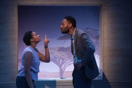 Jessica M. Johnson and Walter DeShields. Photo by Kathryn Raines, Plate | 3 Photography.