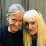 John Stoltenberg and Sophia Howes