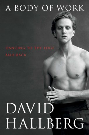David Hallberg, A Body of Work. Photo by Bjorn Iooss. Design by Lauren Peters-Collaer.