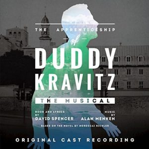 The Apprenticeship of Duddy Kravitz CD