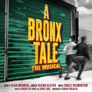 A Bronx Tale - The Musical CD