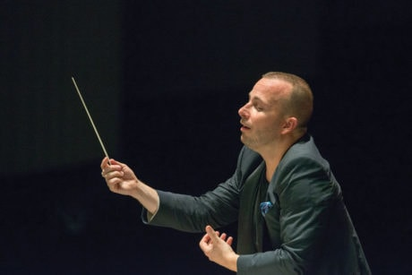 Yannick Nézet-Séguin. Photo courtesy The Philadelphia Orchestra.