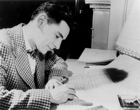 Leonard Bernstein. Courtesy of the Leonard Bernstein Office, Inc.