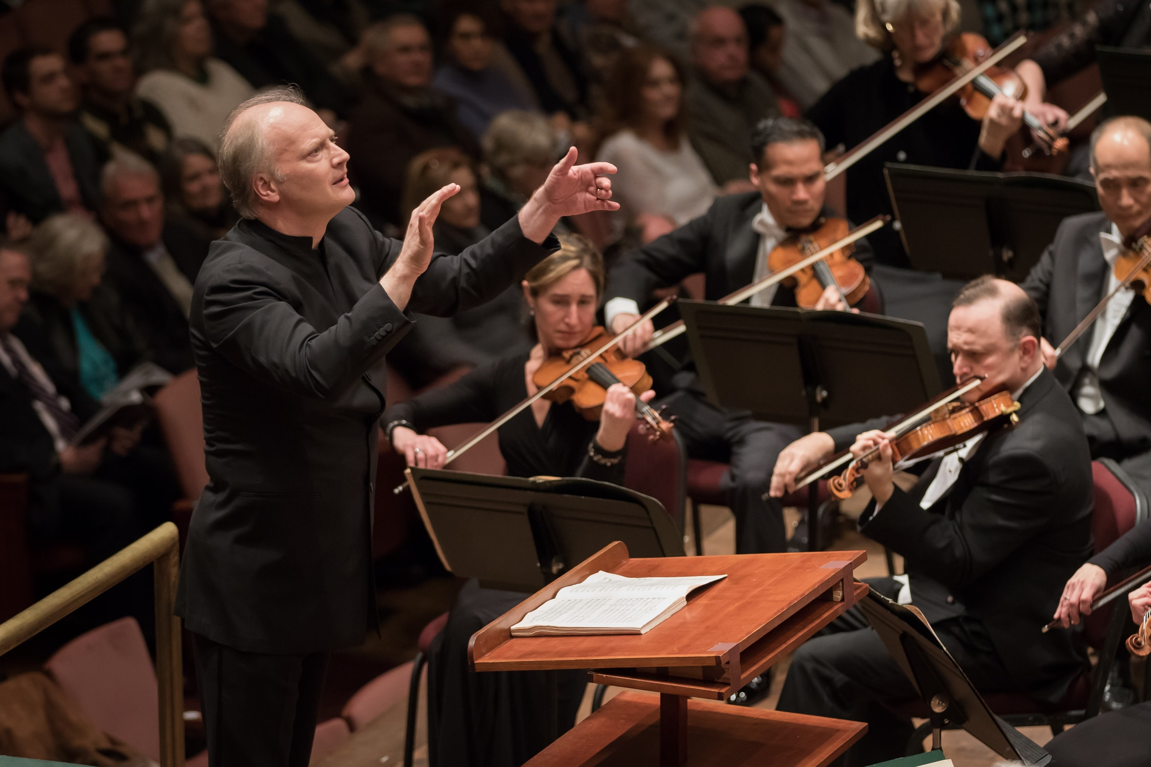 The NSO performs Verdi's Requiem. Photo courtesy of the Kennedy Center.
